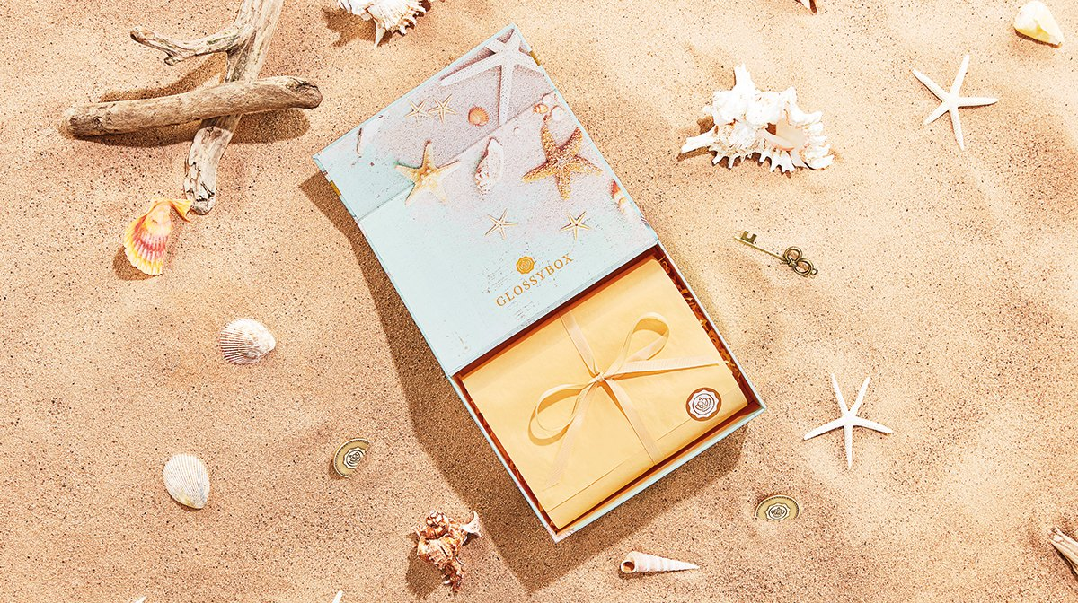 Beauty Treasures: Our Full July GLOSSYBOX Reveal