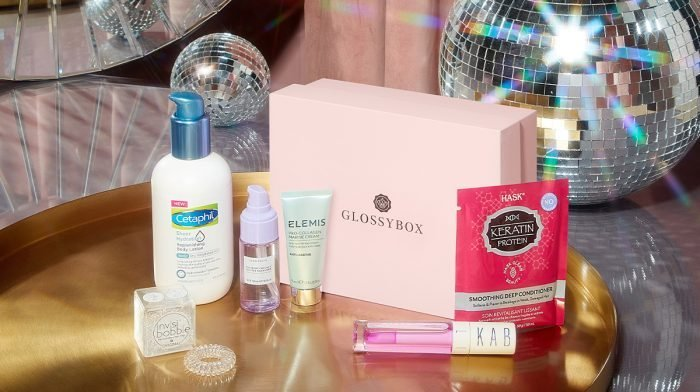 Our Birthday GLOSSYBOX: The Full Reveal