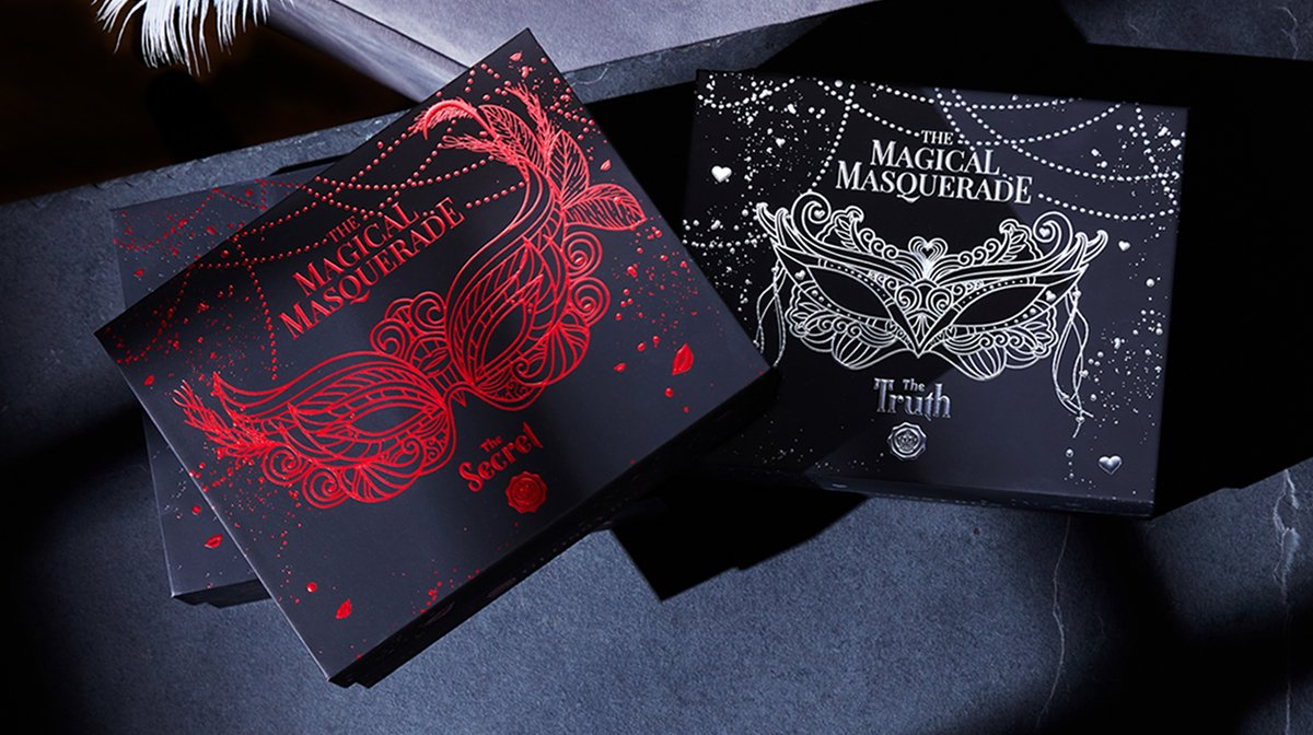 Make Some Magic With Our October GLOSSYBOX