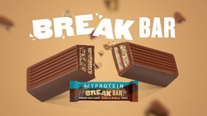 Protein Break Bar fehérjeszelet | Így nem kell lemondanod az uzsonnáról!