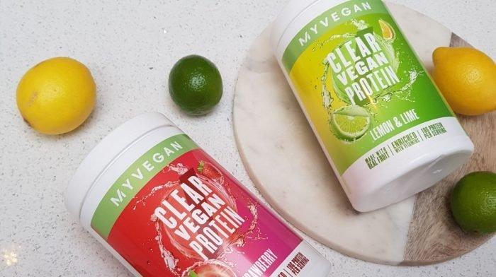 Clear Vegan Protein, a világelső | Ismerd meg az új, frissítő italunkat!