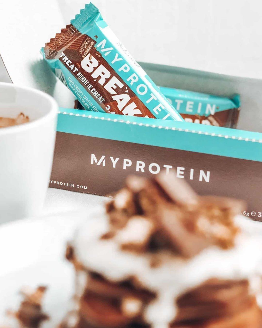 Protein Break Bar