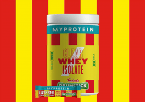 Clear Whey Drumstick