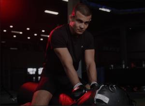 Borics Ádám MMA bajnok