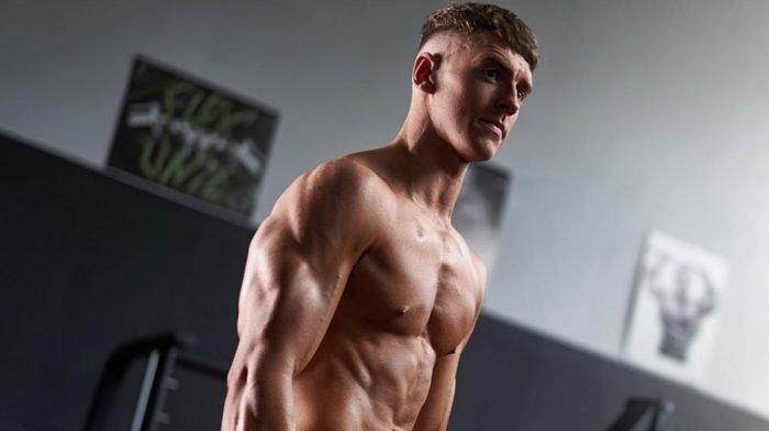 Mell és tricepsz edzés | Eddz úgy, mint egy profi testépítő!