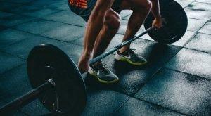 súlyzós edzés