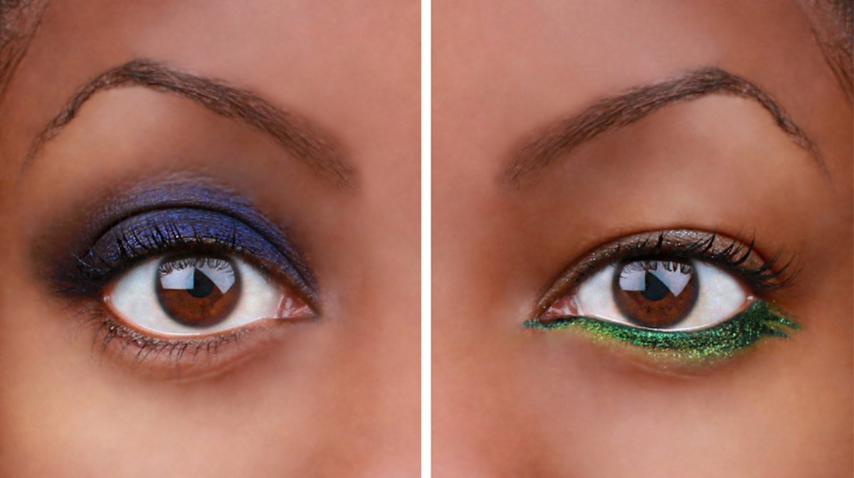The Most Flattering Makeup Shades For Your Eye Colour