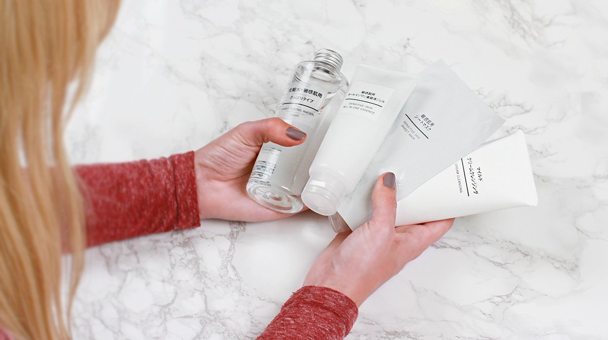We Put The MUJI Skincare Range Put To The Test