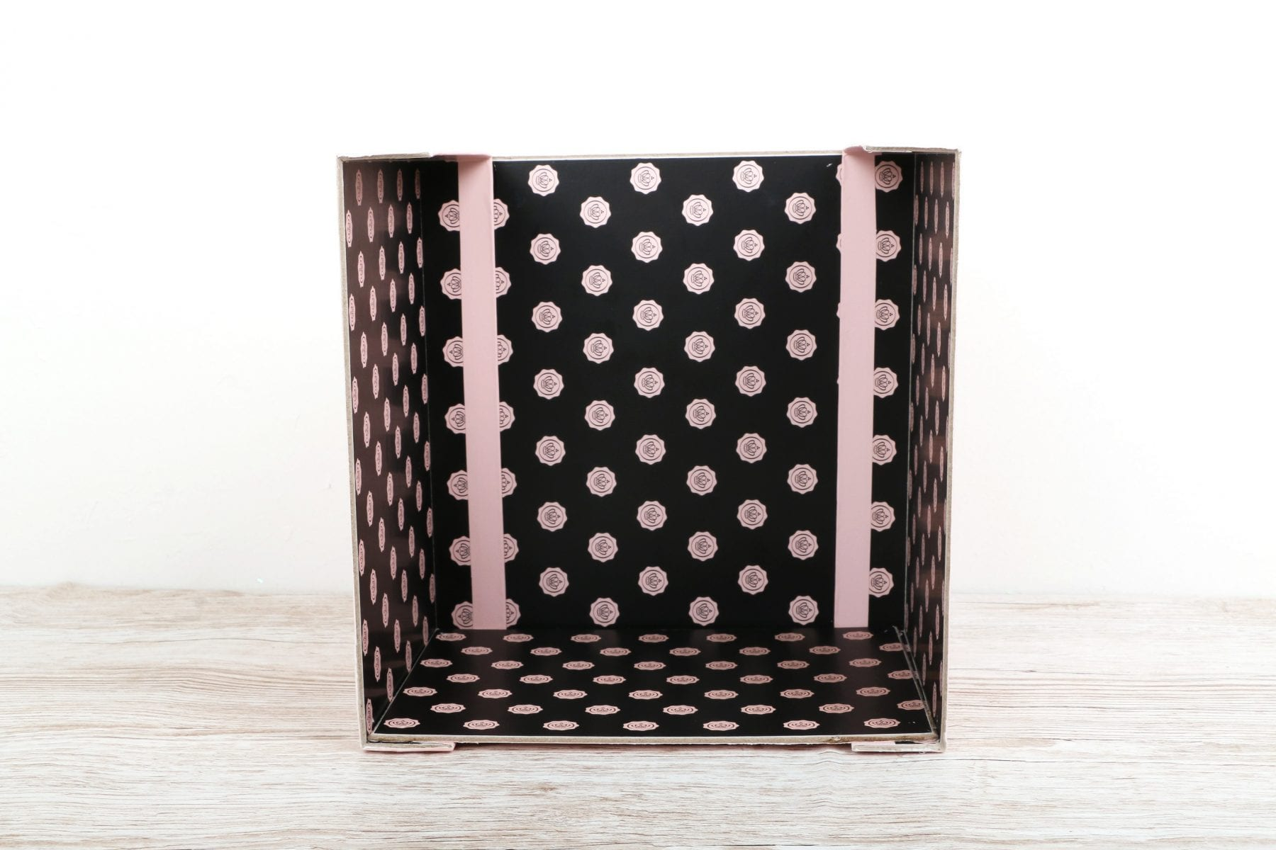 turn your glossybox into a draw unit