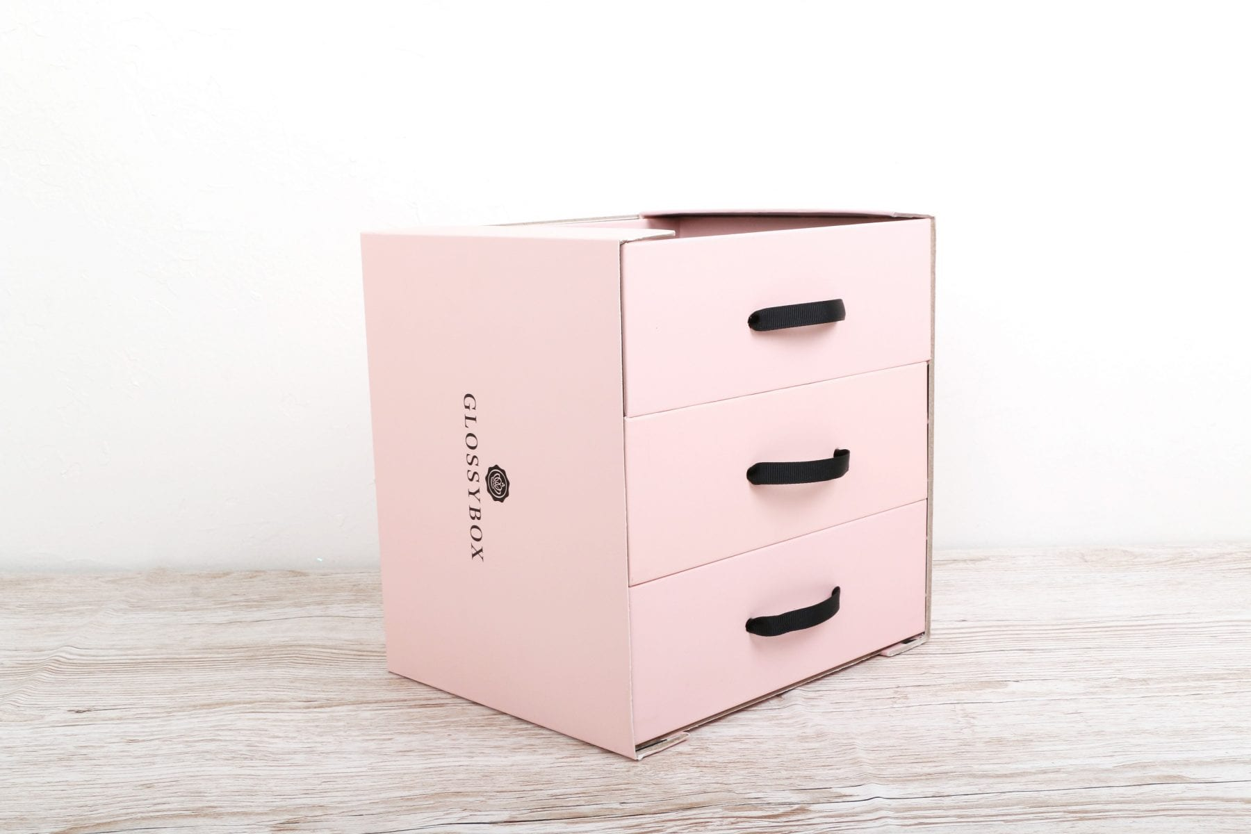 glossybox drawer unit