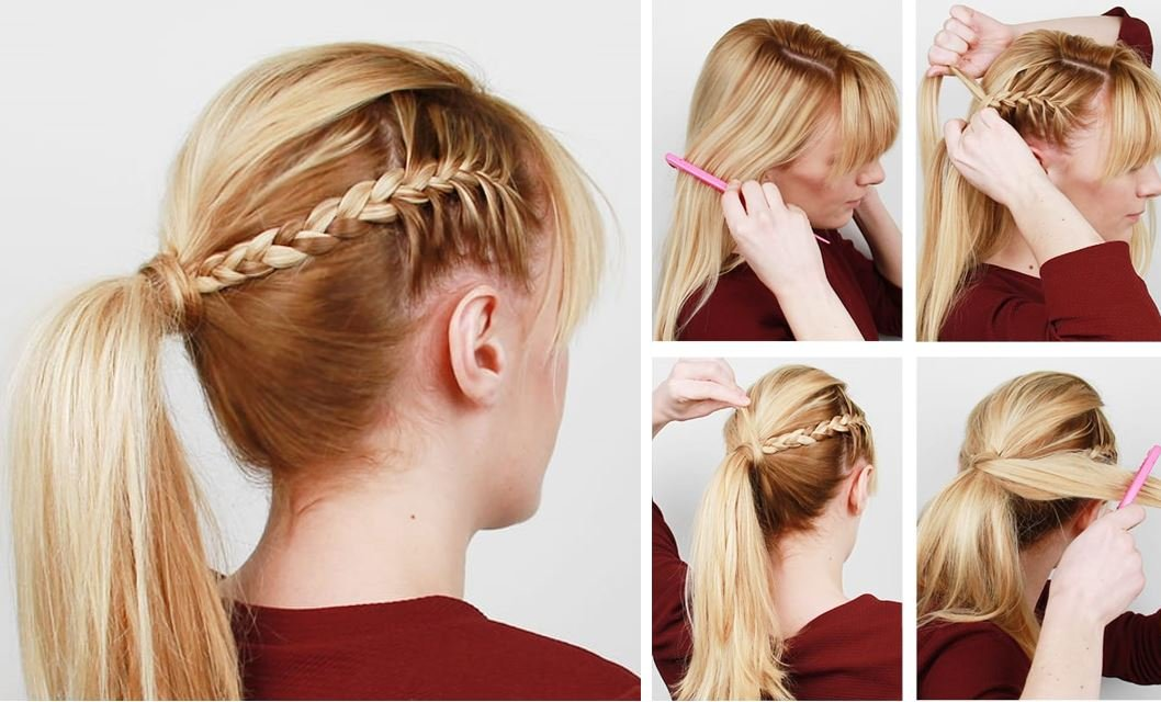 hair tutorial for spring