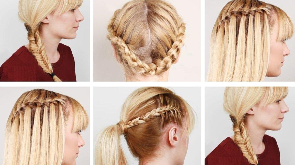 hair tutorial for spring