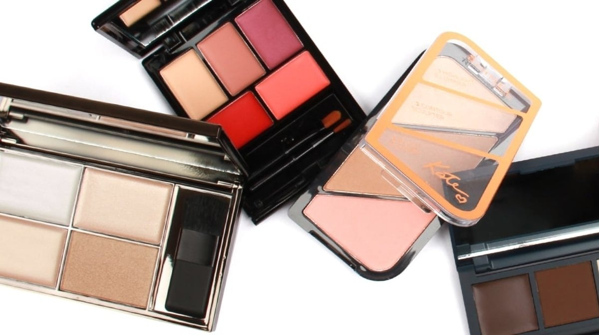 The Best Makeup Palettes Under £10