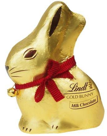 Lindt Easter eggs