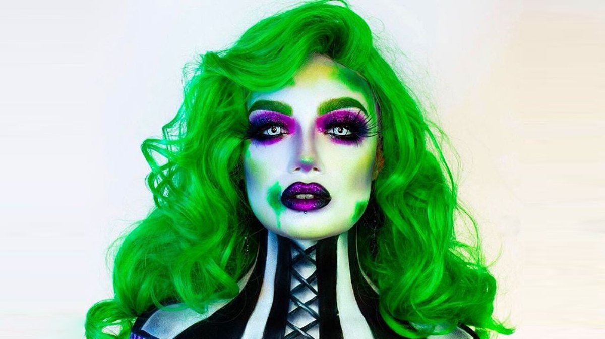 Six Halloween Themed Makeup Looks By Our Favourite Instagrammers