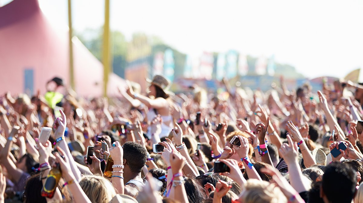 The Best Music Festivals In The UK This August