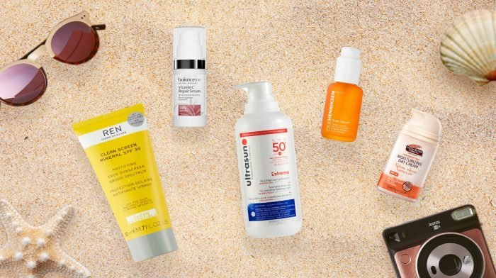 Editor's July Picks: Protect And Repair Sun-Damaged Skin