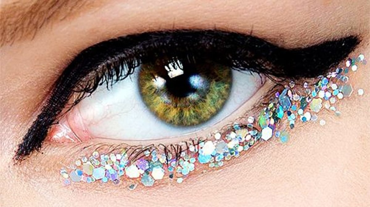 The Best Glitter Makeup And Cosmetics On Our Wishlist