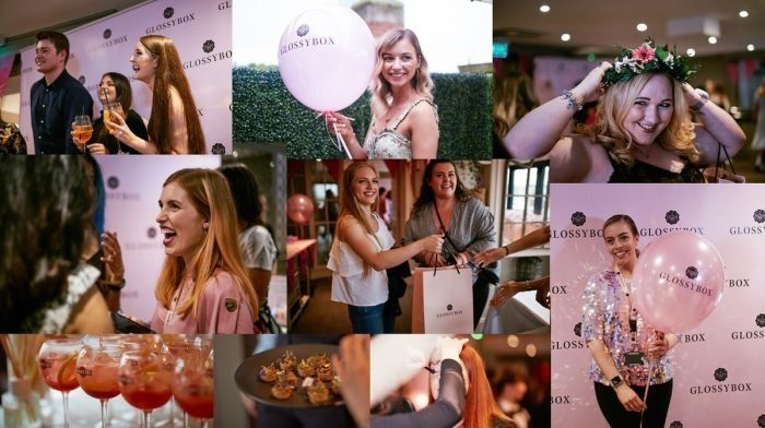 The Lowdown On The GLOSSYBOX Birthday Event