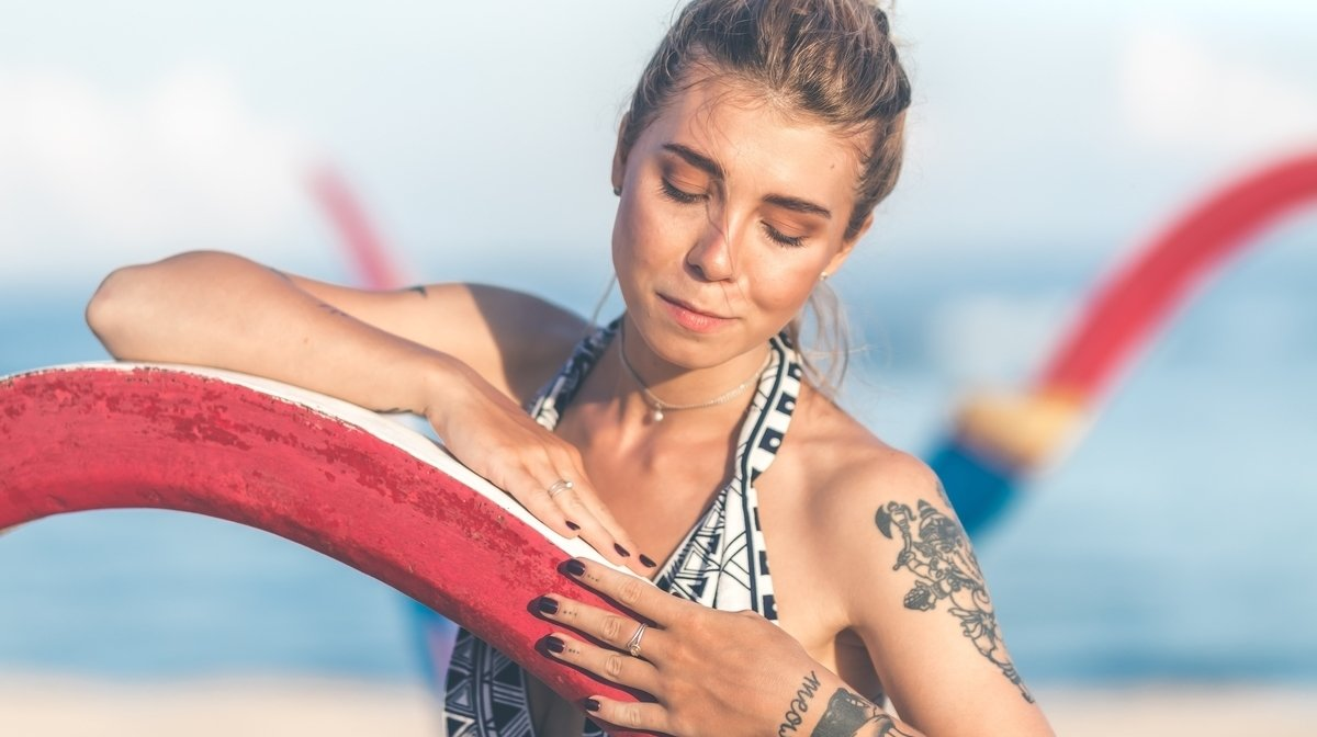 How To Protect A Tattoo In The Sun