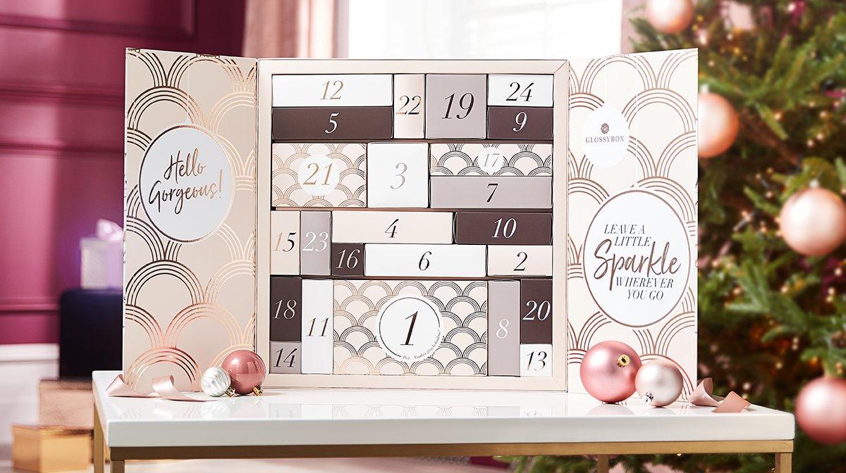 GLOSSYBOX Advent Calendar 2019
