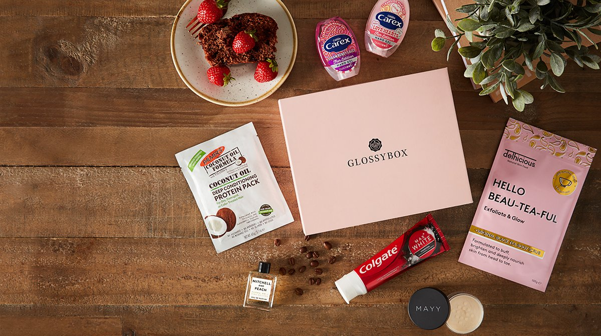 September 'Delicious Beauty' GLOSSYBOX: Full Product Guide