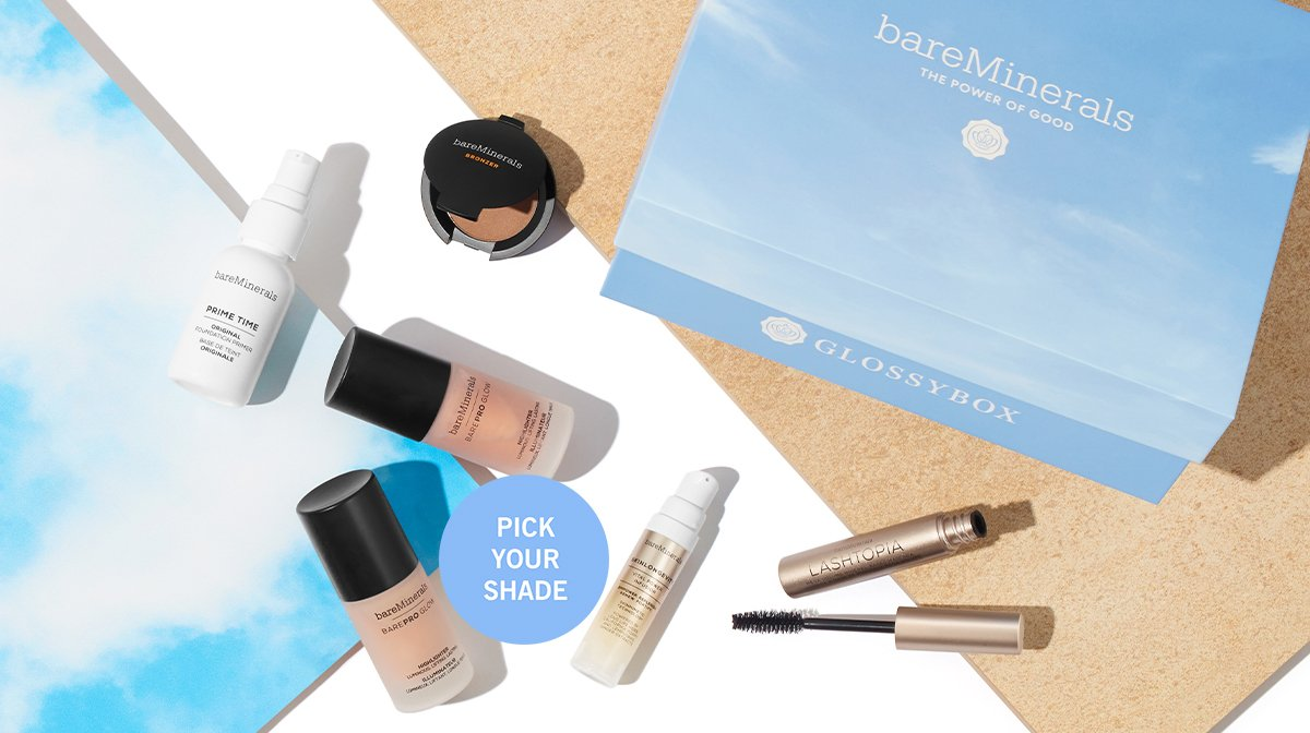 bareMinerals Limited Edition: Full Product Guide
