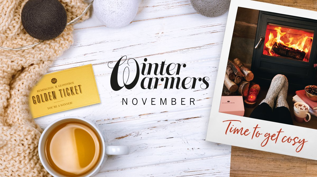 The Story Behind The 'Winter Warmers' GLOSSYBOX