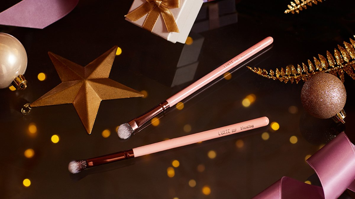 Every Makeup Lover Needs A Luxie Eyeshadow Brush