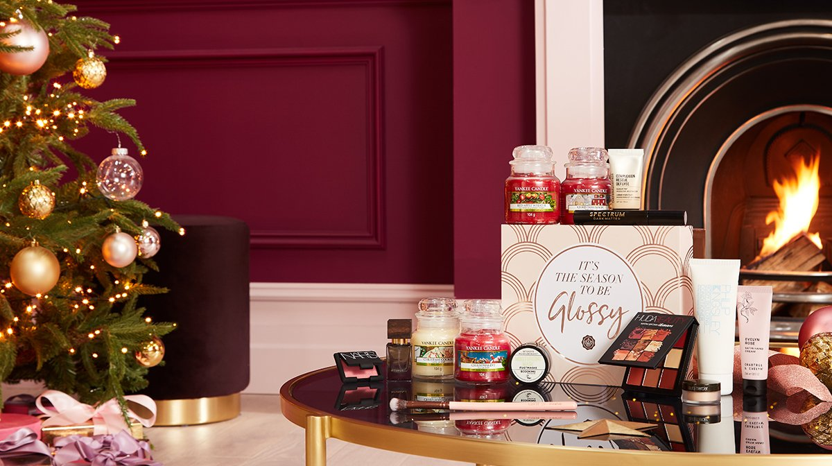 Christmas Limited Edition GLOSSYBOX: All Products