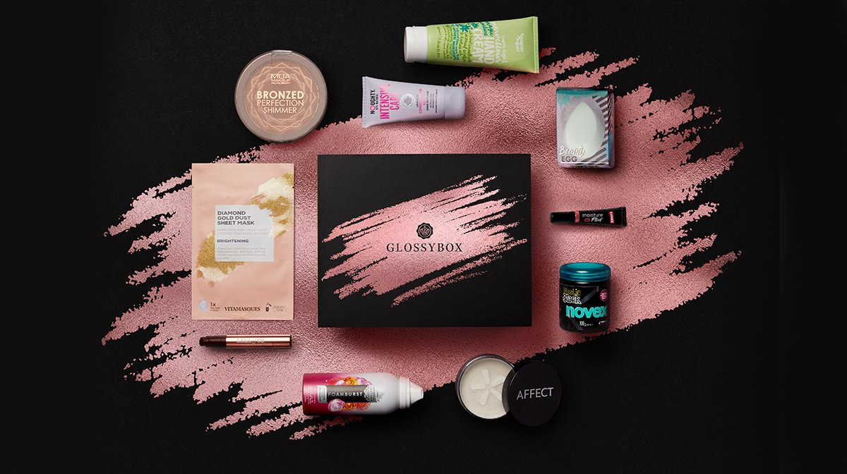 The Black Fri-Yay GLOSSYBOX: Product Reveals