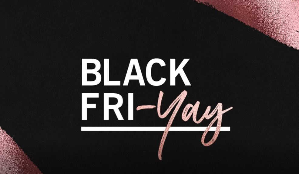 black friday glossybox