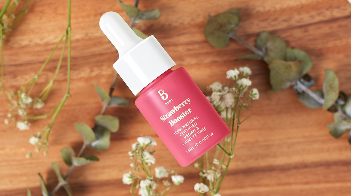 BYBY Strawberry Booster