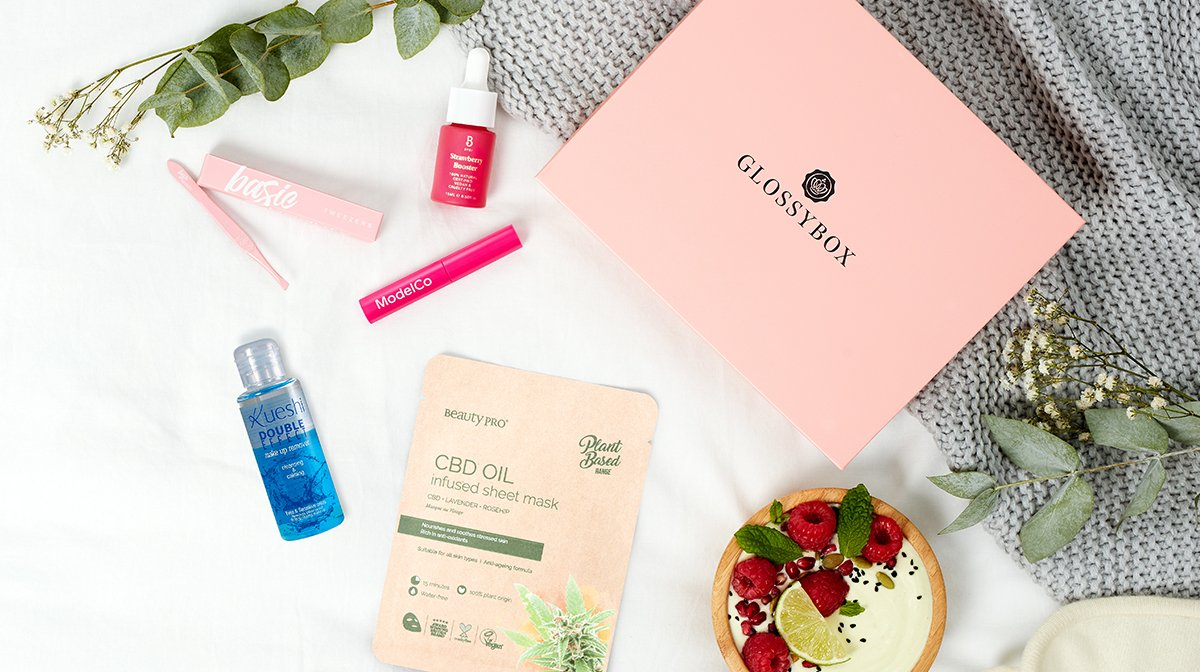 'Sleep and Refresh' January GLOSSYBOX: All Products