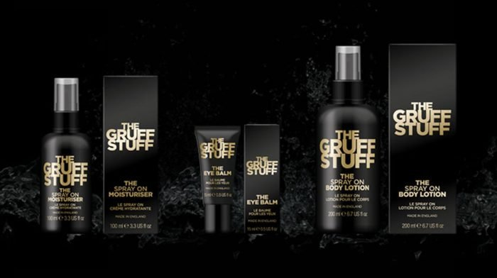 The Gruff Stuff's Skincare Makes A Great Valentine's Gift