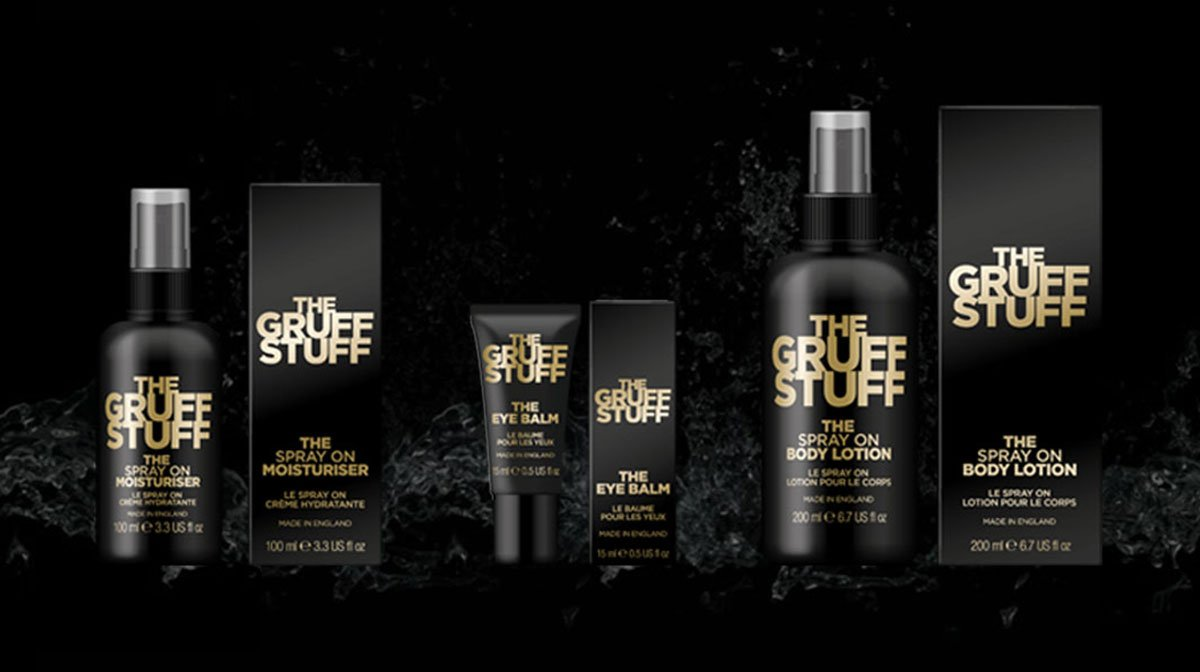 The Gruff Stuff's Skincare Makes A Great Valentine's Gift