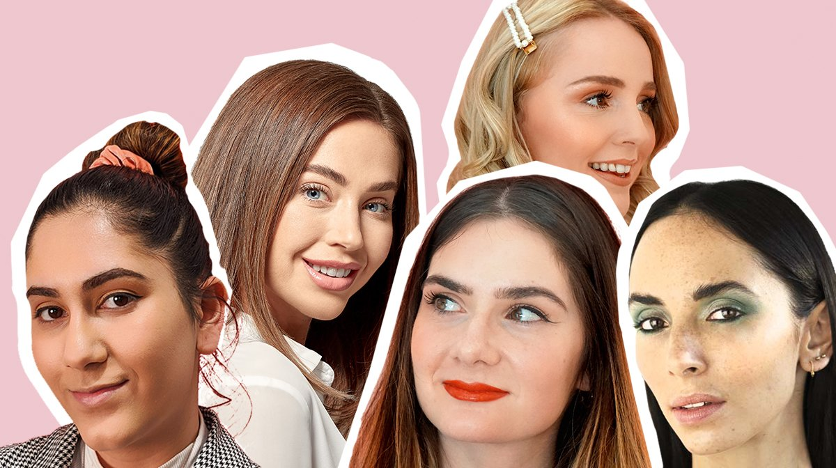 Five Popular Makeup Looks From Around The World