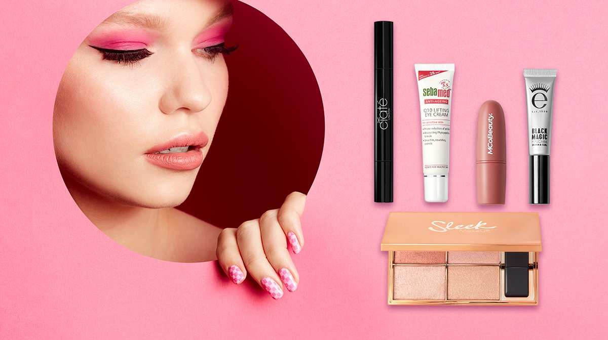 'All Eyes On Me' March GLOSSYBOX Products