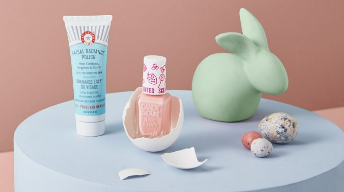 Limited Edition Easter Egg: Barry M And First Aid Beauty