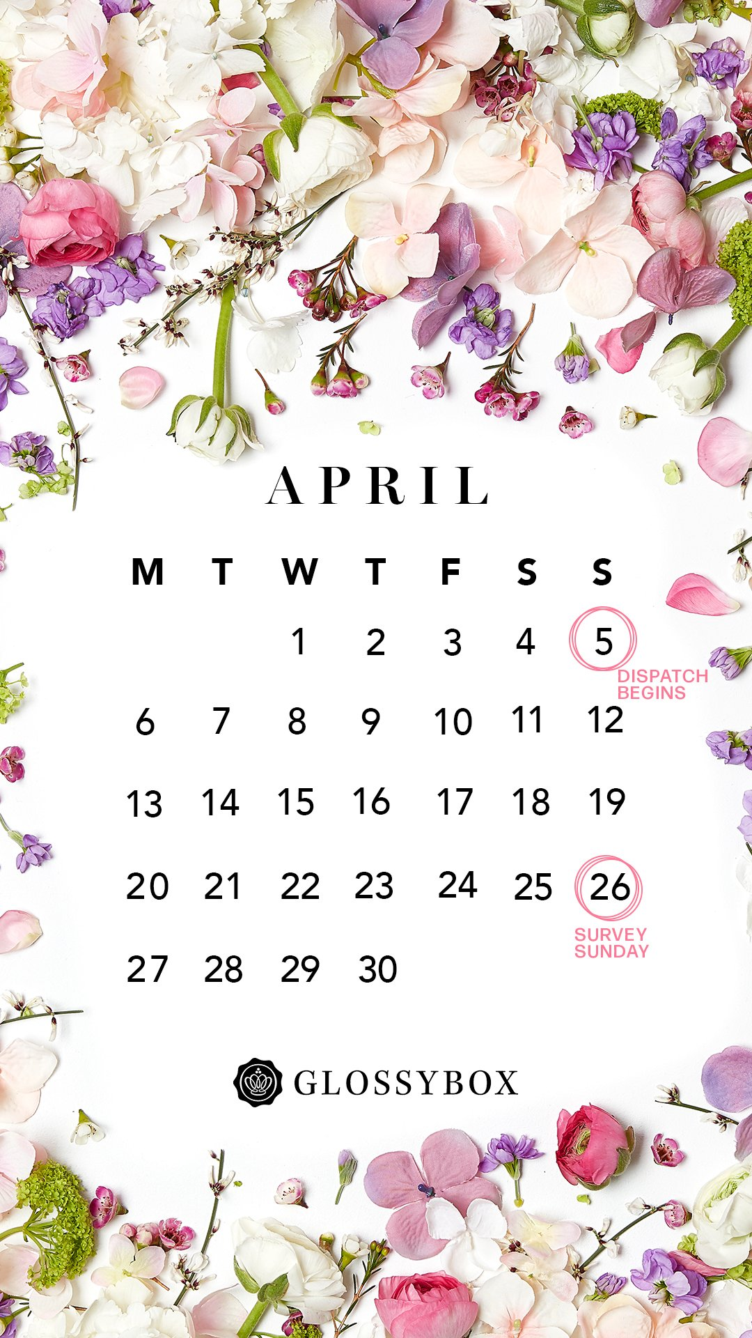 The Story Behind The April Blossom Glossybox Glossybox