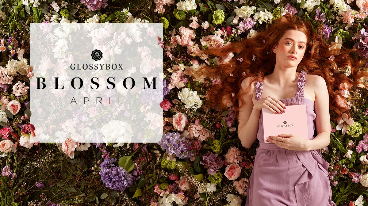 The Story Behind The April 'Blossom' GLOSSYBOX