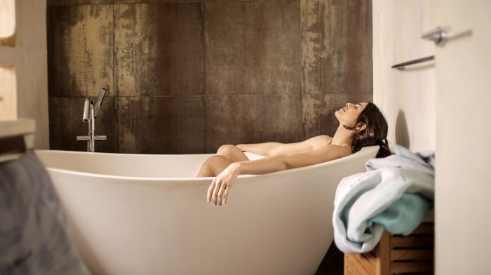 CBD-Infused Bath Products Are Key To Total Relaxation