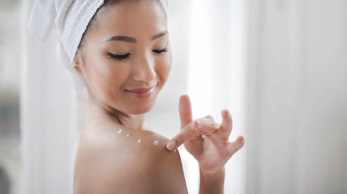 at-home pamper