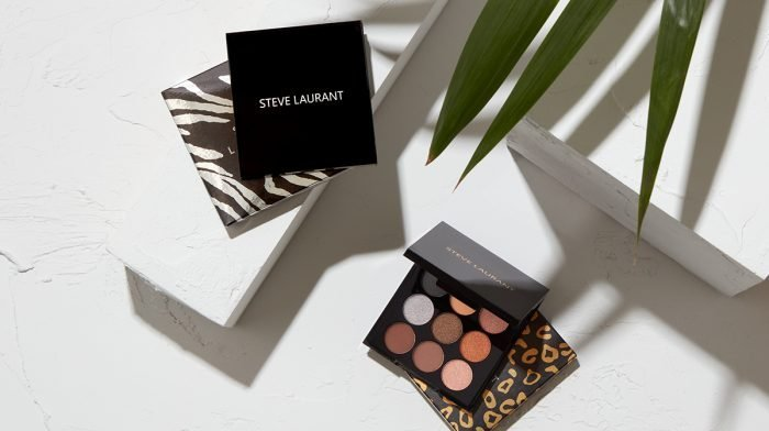 Smokey Eye Tutorial: Steve Laurant Eyeshadow Palette