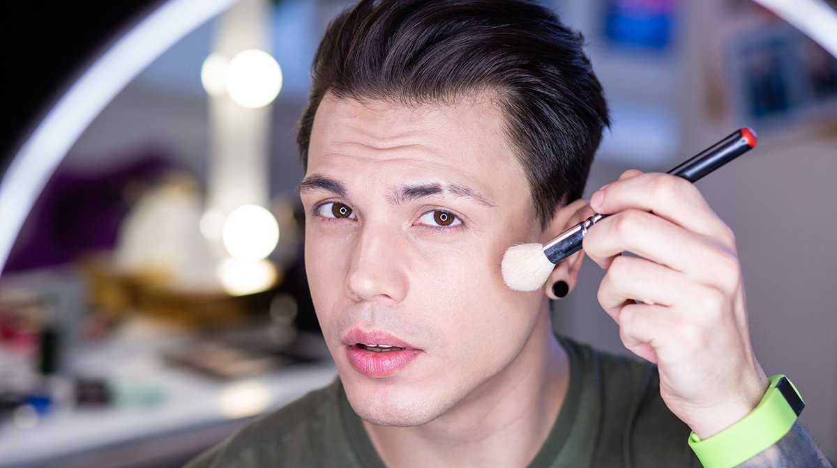 Makeup Brands For Men That Are Changing The Game