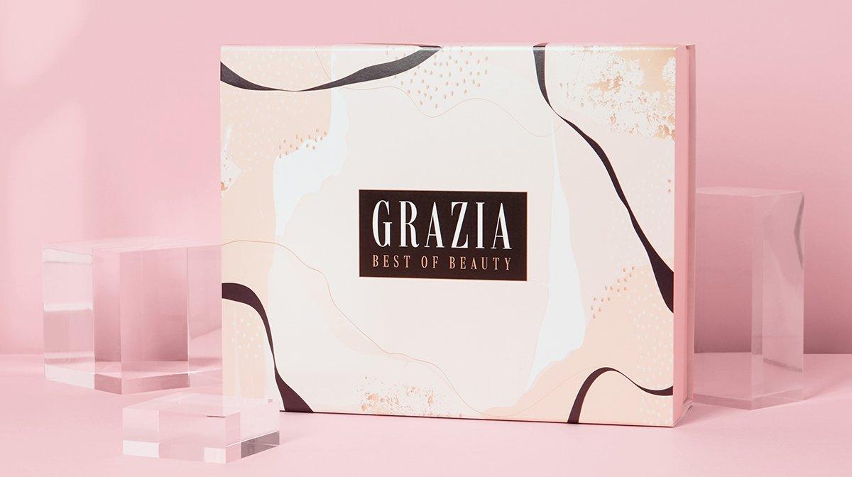 GLOSSYBOX X Grazia