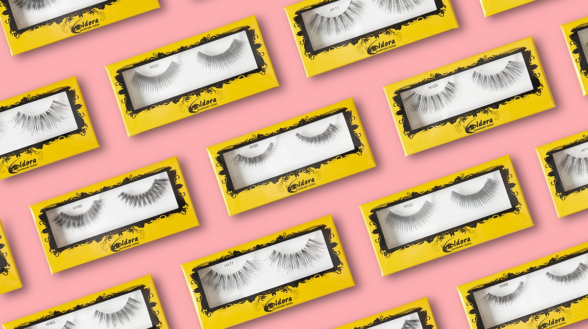 The Best False Lashes For Your Eye Shape