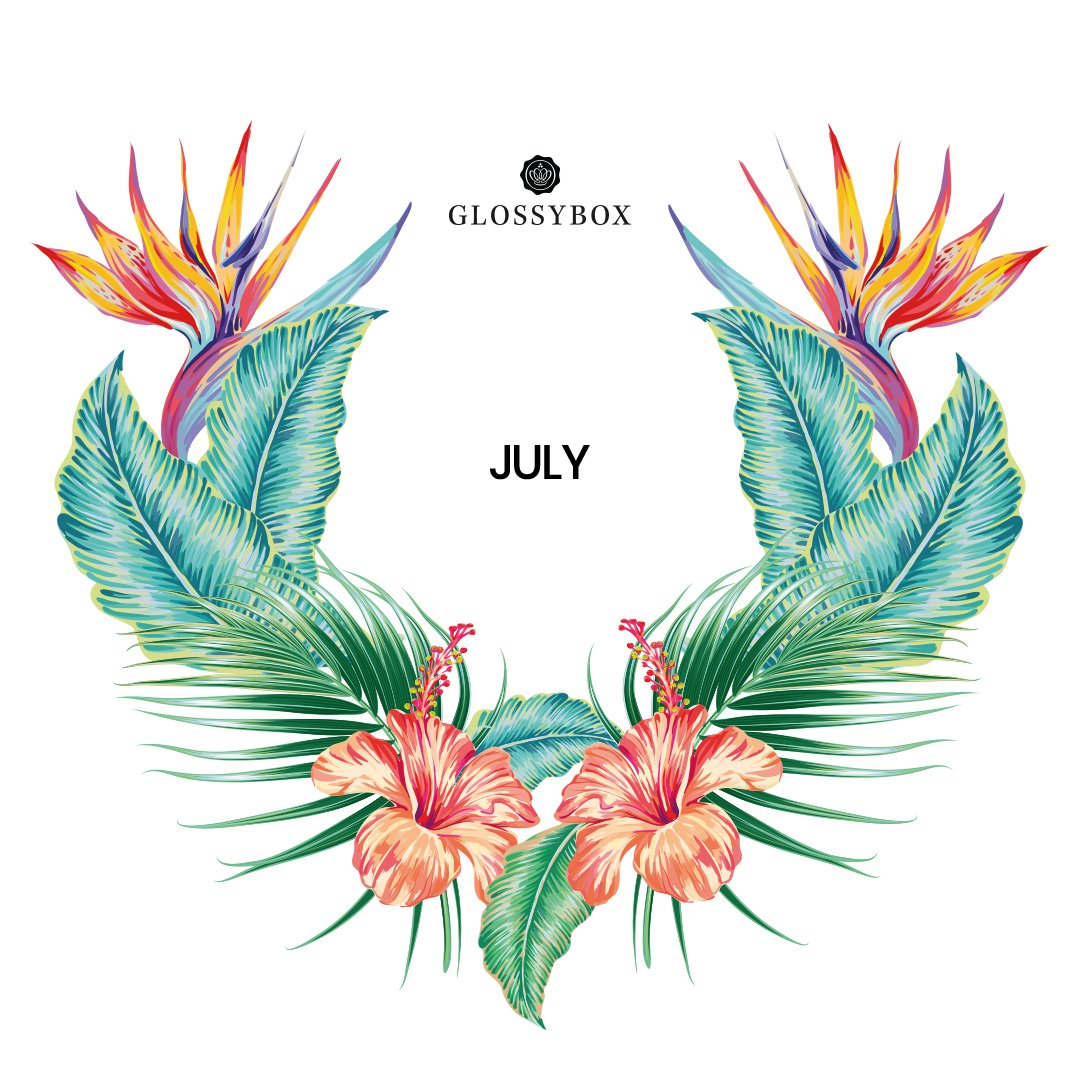 The Story Behind The July Aloha Glossybox Glossybox