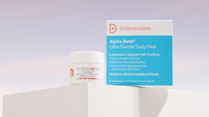 GLOSSYBOX Summer Essentials Kit: Dr. Dennis Gross & First Aid Beauty