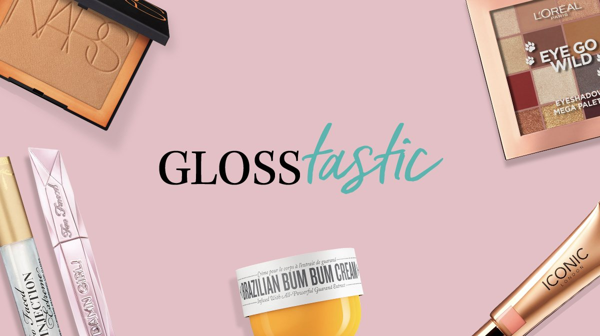 Glossy Credit: Buy The Latest Drops On lookfantastic